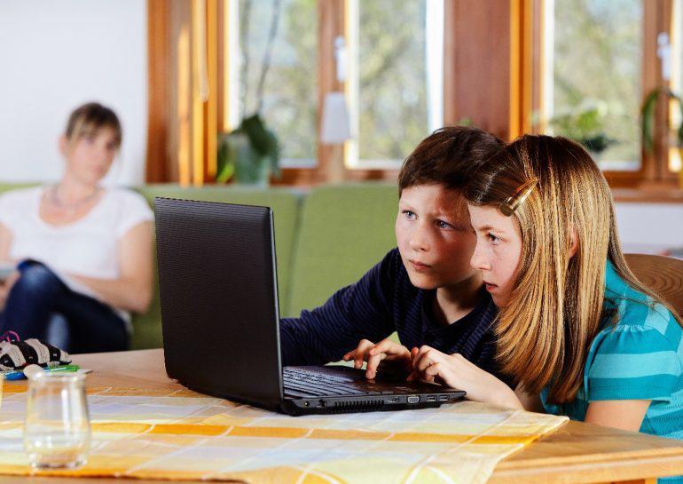 online threats faced by children