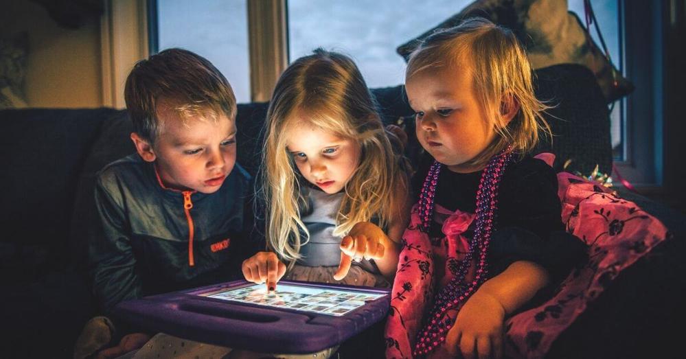 children's e-safety is vital