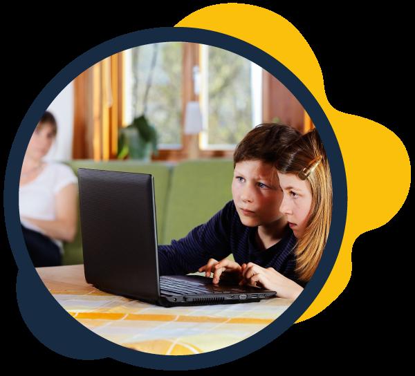 How CAP works to help keep children safe online